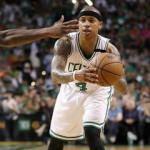 Celtics'te Isaiah Thomas depremi!