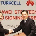 Turkcell ve Huawei'den yerli üretim imzası