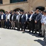 Mardin'deki STK'lerden Görmez'e destek