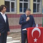 Sarıgöl Atatürk Ortaokulunda TUBİTAK Bilim Fuarı