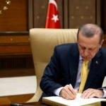 Cumhurbaşkanı Erdoğan'dan 7033 sayılı Kanuna onay