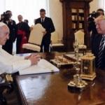 Papa'dan Trump sonrası ilk açıklama!
