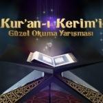 Kuran-ı Kerim yarışması mest etti!