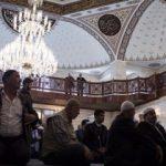 Ulus Rüzgarlı Camii ibadete açıldı
