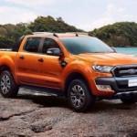 Yeni Ford Kuga ve Ranger Test Sürüşü Tanıtım Turu