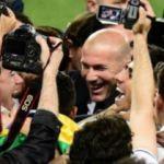 Zinedine Zidane'dan şampiyonluk yorumu!