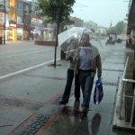 Edirne'de sağanak
