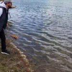 Balık tutmak için inanılmaz yöntem!