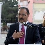 Uşak Aile Sosyal Politikalar İl Müdürlüğü binasının temeli atıldı