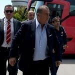 A Milli Futbol Takımı Makedonya'ya gitti