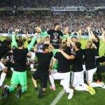 Beşiktaş'ın şampiyonluğu Avrupa'yı salladı!