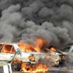 Bombalı araçla saldırı: 11 ölü, 50 yaralı