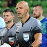 İşte Makedonya-Türkiye maçını hakemi