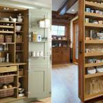 Kileri içinde mutfak tasarımları