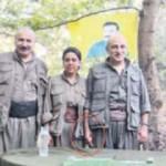 Kandil'de PKK elebaşlarının 'kız' kavgası