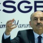 Müezzinoğlu'ndan flaş kıdem tazminatı açıklaması