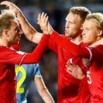 Danimarka deplasmanda kazandı