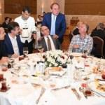 Demirören'den futbol ailesine iftar yemeği