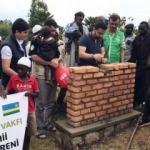 Erbakan Camii'nin temelleri Ruanda'da atıldı