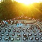 15 Temmuz Şehitler parkında ilk iftar!