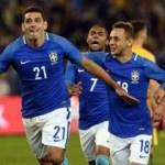 Brezilya Avustralya karşısında farka koştu!