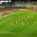 Bursasporlu Stancu kaleciyi çaresiz bıraktı!