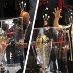 Şampiyonluk kupası Türkiye turunda