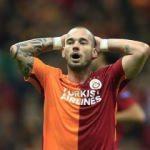 Sneijder kesin Galatasaray'dan gidiyor mu? Kararını verdi.