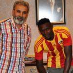 1 yıllık imzayı attı! Resmen Kayserispor'da