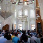 Beyoğlu'ndaki Molla Çelebi Camisi ibadete açıldı
