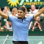 Federer'den bir şampiyonluk daha