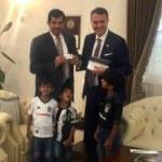 Katarlı Mübarek el-Şafi, Beşiktaşlı oldu