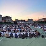 Beyoğlu'nda 5 bin kişilik dev iftar!