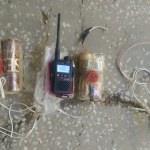 Şırnak'ta yola tuzaklanan 2 patlayıcı imha edildi