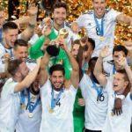 Konfederasyonlar Kupası'nda şampiyon Almanya!