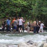 Rize'de derede kaybolan Nehir için çağrı yapıldı