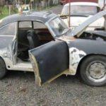 1955 model Porsche'yi yenilediler