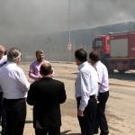 GÜNCELLEME 2 - Bursa'da tekstil fabrikasında yangın