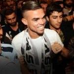 Beşiktaş'ın yeni yıldızı böyle karşılandı!