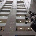 İstanbul Adalet Sarayı'nda hareketli anlar
