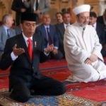 Endonezya Cumhurbaşkanı oraya koştu