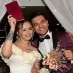 Dilara Yüzer evlendi!