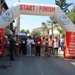 15 Temmuz Şehitlerini Anma Atletizm Halk Koşusu
