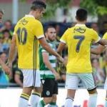 Fenerbahçe Lizbon'a diş geçiremedi