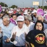 Cumhurbaşkanı Erdoğan'dan yürüyüş tepkisi