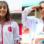 Yıldız atletlerden tarihi başarı