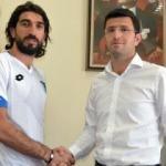Erzurumspor, Burhan Eşer'e imzayı attırdı!