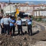 Altyapı çalışmasında göçük altında kalan işçi öldü