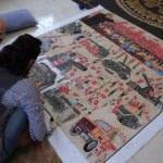 Suriyeli sanat tarihçisinin 15 Temmuz eseri