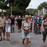 Alman turistler Türkiye'den vazgeçmiyor